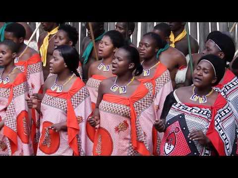 Swazi Choir Singing Swaziland 1
