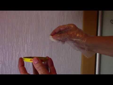 0 - Як очистити шпалери від ручки?