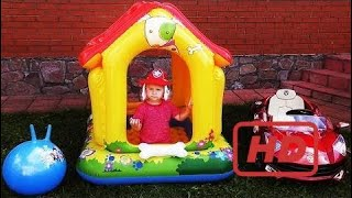 Roma Received A Gift For The Marshal Paw Patrol Toys Puppy Patrol Toy Car Paw Patrol Car  # 352