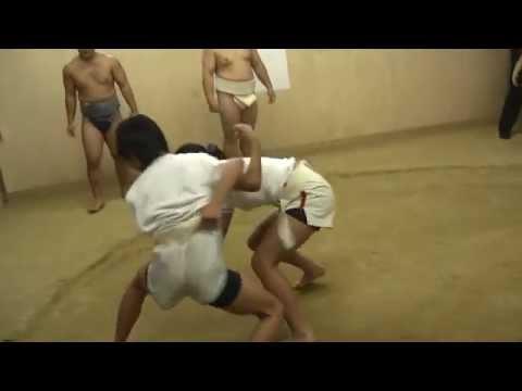 小学生相撲大会