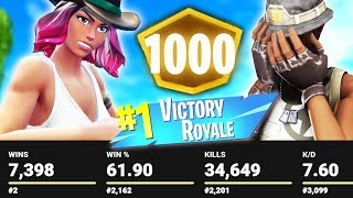 Exposing Players In Champion Division (Preparing for World Cup in Fortnite)