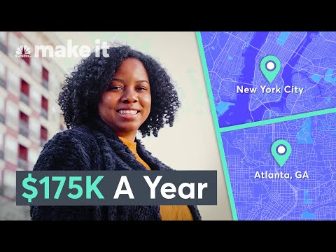 Living On $175K A Year In NYC & Georgia | Millennial Money