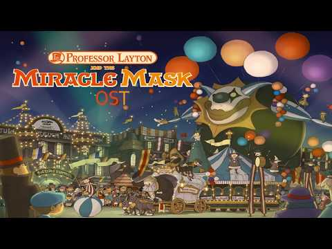 OST - Professor Layton and The Miracle Mask