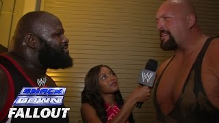 Big Time Return - SmackDown Fallout - Aug. 8, 2014