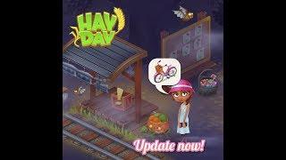 Hay Day - Actualización Octubre 2018