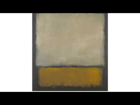 Mark Rothko, No. 7 (Dark Brown, Grey, Orange), 1963