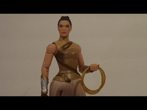 Diana of Themyscira DC Multiverse Movie Figure Review