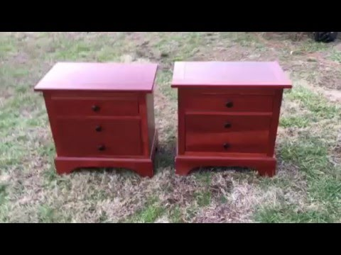 2 NIGHT STANDS Furniture Sale   Clarkesville, GA   Estate, Moving Garage  Sale