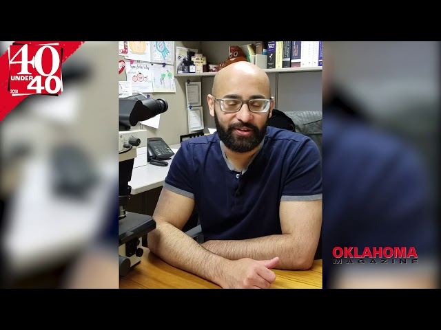 40 Under 40 - Kanwaljit Aulakh - What is your favorite thing about Oklahoma?