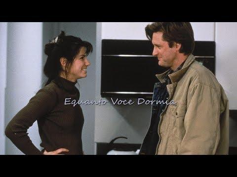 Enquanto Você Dormia Duas Dublagens VHS e Televisão DVD