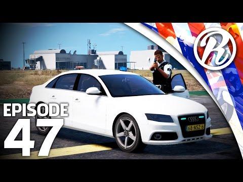 [GTA5] K-MAR PATROL IN DE UNMARKED AUDI A4!! - Royalistiq | Nederlandse Politie #47 (LSPDFR 0.31)