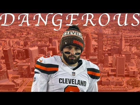 Baker Mayfield's Dangerous Rookie Mixtape
