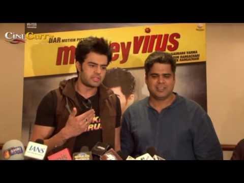 Movie Mickey Virus Interview with Saurabh Varma and Manish Paul