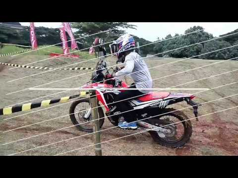 Test Ride Otomania : Honda CRF250Rally