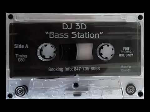 DJ 3D - Bass Station (Side A)