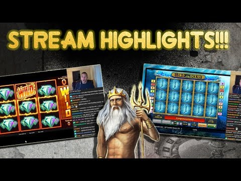Stream Highlights, BIG WINS???