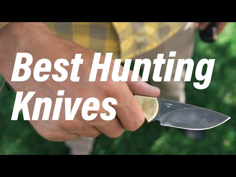 The Best Hunting Knives | Our Editors Favorite