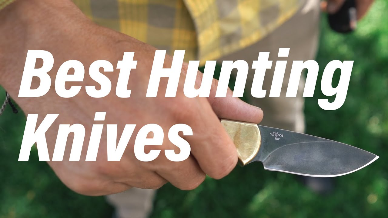 13 Best Hunting Knives For Any Budget Gearjunkie