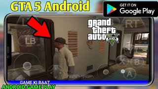 GTA 5 MOBILE GAME PLAY | GTA 5 GAME PLAY BY GLOUD Games Download  | purchase svip