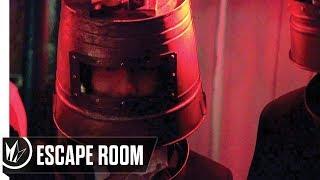 Jigsaw + Regal Cinemas Escape Room Terror -- Regal Cinemas [HD]