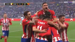 Download Video Atletico Madrid-Marsiglia 3-0 - All Goals and Highlights HD - 16/05/2018 MP3 3GP MP4