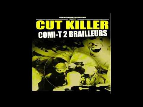 Cut Killer /Comité de Brailleurs /Busta Flex : Freestyle one shot, good shot