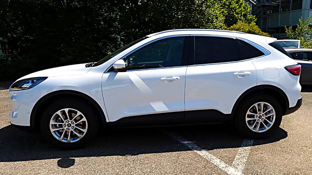 New Ford Kuga Ecoblue Hybrid Titanium X 2020 Review Interior