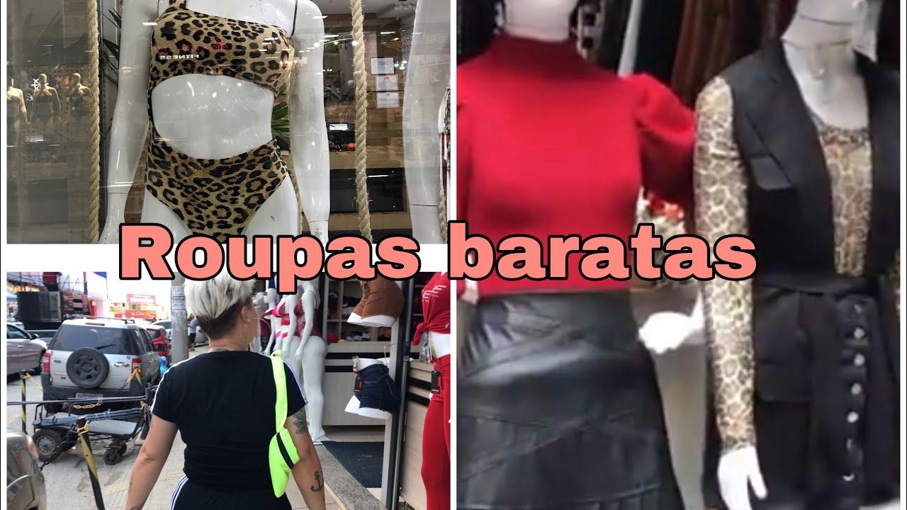 40d1f053e TOUR PELA 44 ! Roupas baratas Goiânia - YouTube