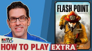 Flash Point Fire Rescue - How To Play - Experienced Version