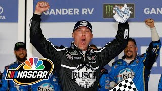 Kevin Harvick wins Duel 1 qualifying at Daytona International Speedway | Motorsports on NBC