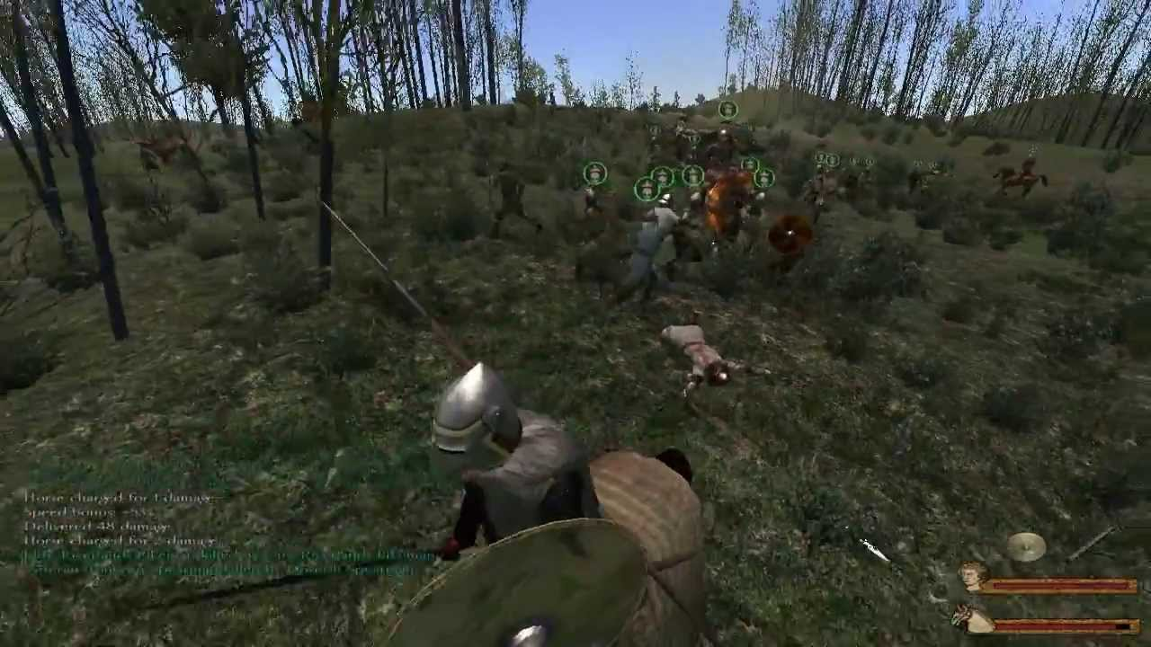 mount blade clash of kings
