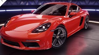 Asphalt 9: Legends PORSCHE 718 CAYMAN Gameplay Android