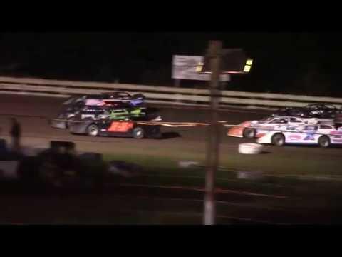 Hummingbird Speedway (9-15-18): Eric Witherite Memorial BWP Bats Super Late Model Feature