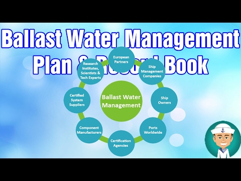 Ballast Water Management Plan and Record Book