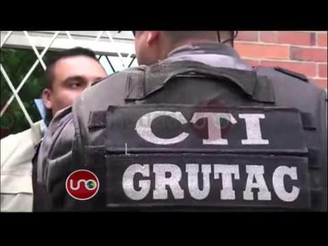 Video registró tensión entre el CTI y los escoltas de Santiago Uribe al momento de su captura