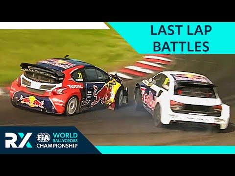 Most Dramatic Rallycross