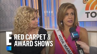Hoda Kotb Details Her Secretive Adoption Process | E! Live from the Red Carpet