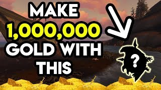 World Of Warcraft Gold Farm Make 1,000,000 Gold With This