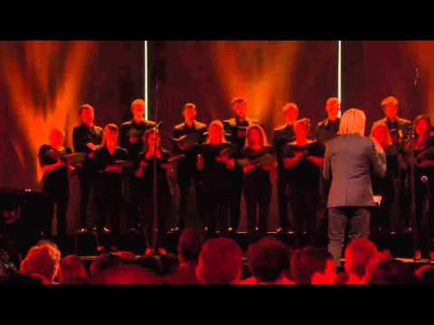 Martin Gore Arr. Eric Whitacre - Enjoy The Silence (Eric Whitacre Singers)