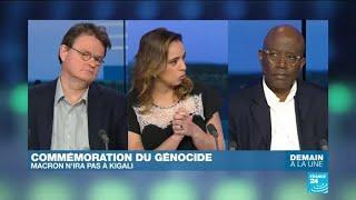 Le Rwanda s'apprête à commémorer le génocide des Tutsis