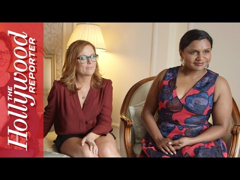 Amy Poehler, Mindy Kaling on Space-Time Continuum: 'Inside Out' - Live From Cannes