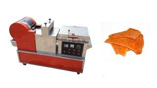 Оборудование для производства снэков: хоттейст