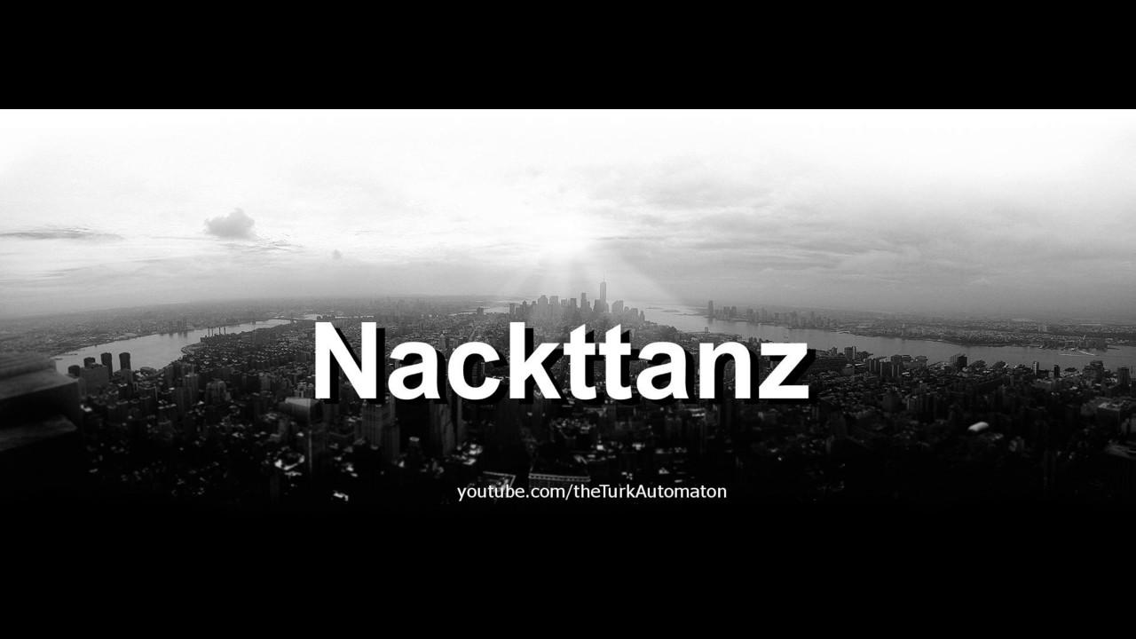 Nackttanz videos