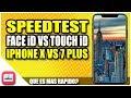 Face ID vs Touch ID | Prueba de velocidad
