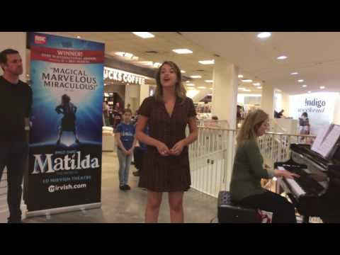 Matilda the Musical Toronto - My House - 2nd Performance