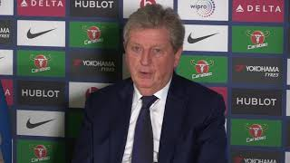 Hodgson: The level of commitment wasn't good enough against Chelsea