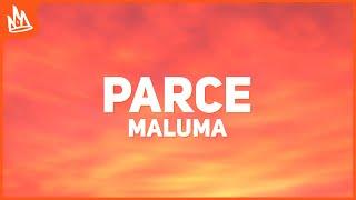 Maluma - Parce (Letra) ft. Lenny Tavárez, Justin Quiles