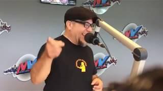 Jota Erre desde Nueva Vida FM, Puerto Rico Junio 2017