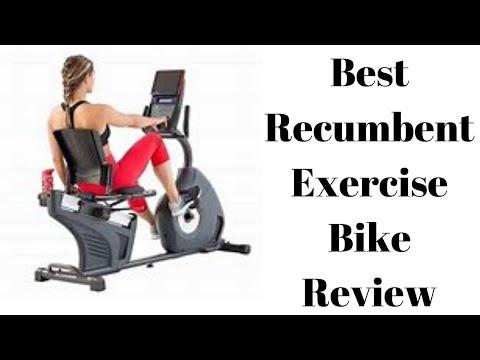 Top 7 Best Recumbent Bike | Best Recumbent Exercise Bike Review