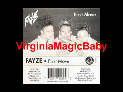 Fayze - First Move (Extended Remix) [Full]